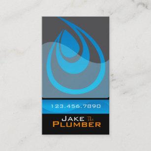 Plumbing business cards zazzle plumbing business cards colourmoves