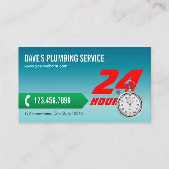 Plumbing emergency service plumber business card zazzle plumbing emergency service plumber business card colourmoves