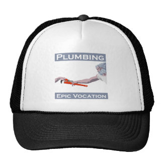 Plumbing, Epic Vocation Trucker Hat