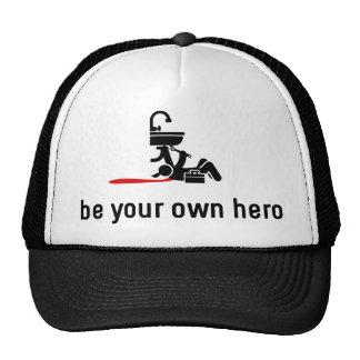 Plumbing Hero Trucker Hat