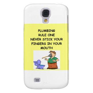 plumbing joke galaxy s4 covers