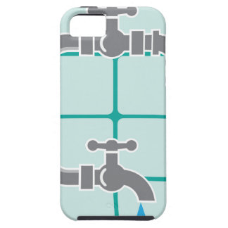 Plumbing pipe iPhone SE/5/5s case