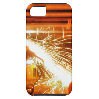 Plumbing Sparks iPhone SE/5/5s Case