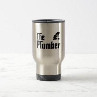 Plumbing Travel Mug