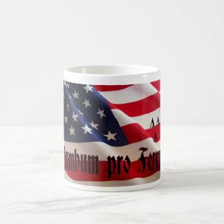 Plumbum Pro Ferrum Coffee Mug