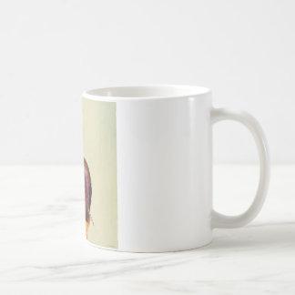 plume dans le chapeau coffee mug