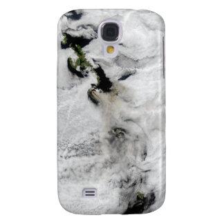 Plume from Okmok Volcano, Aleutian Islands 2 Galaxy S4 Cover