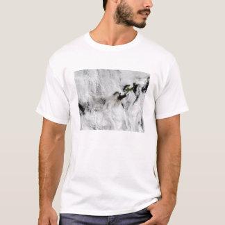 Plume from Okmok Volcano, Aleutian Islands 2 T-Shirt