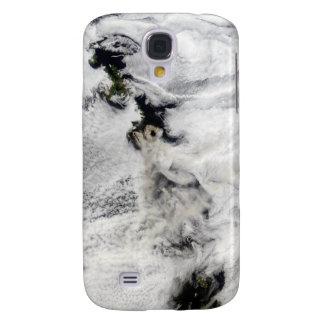 Plume from Okmok Volcano, Aleutian Islands Galaxy S4 Cover