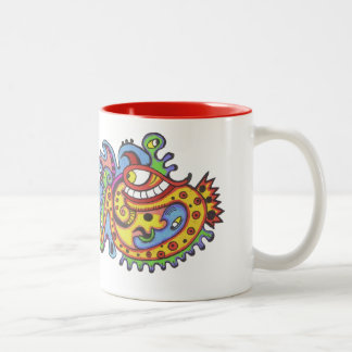 Plumed Serpent Mug