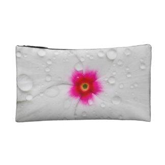 Plumeria Cosmetic Bag