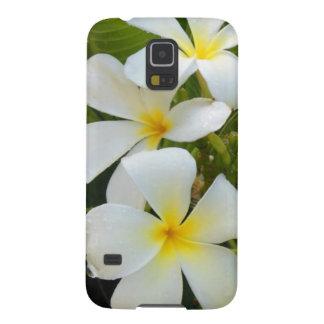 Plumeria de Hawaii Carcasa Galaxy S5
