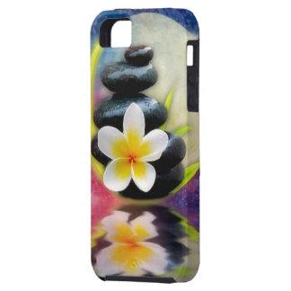 plumeria design iPhone 5 covers