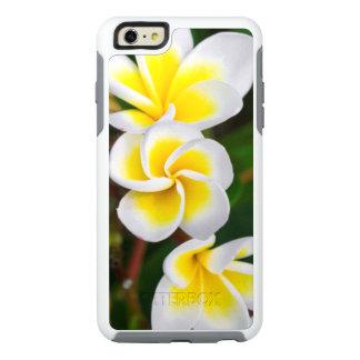 Plumeria flowers close-up, Hawaii OtterBox iPhone 6/6s Plus Case