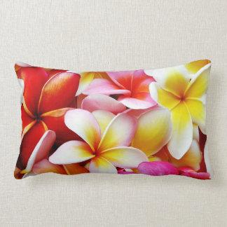 Plumeria Frangipani Hawaii Flower Customized Pillow
