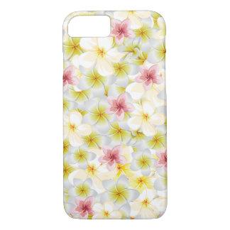 Plumeria Love Me iPhone 7 Case
