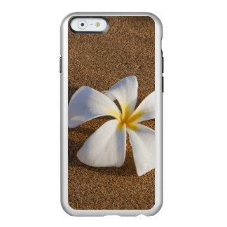Plumeria on sandy beach, Maui, Hawaii, USA Incipio Feather® Shine iPhone 6 Case