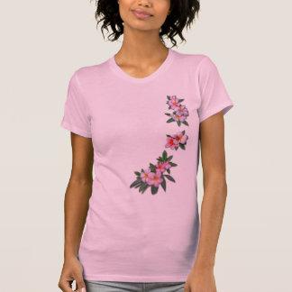 Plumeria Tee Shirt