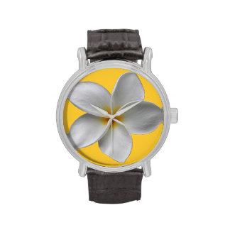 Plumeria Watch