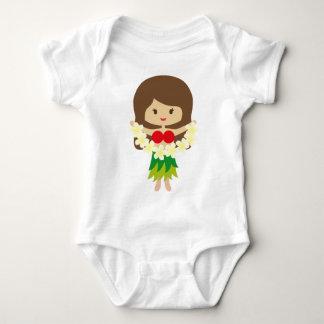 PlumeriaGP14 Baby Bodysuit