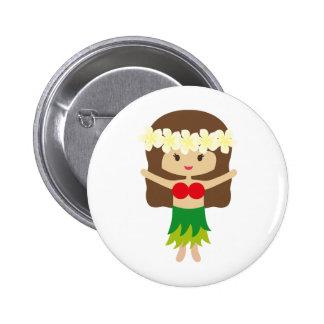 PlumeriaGP4 Pinback Button