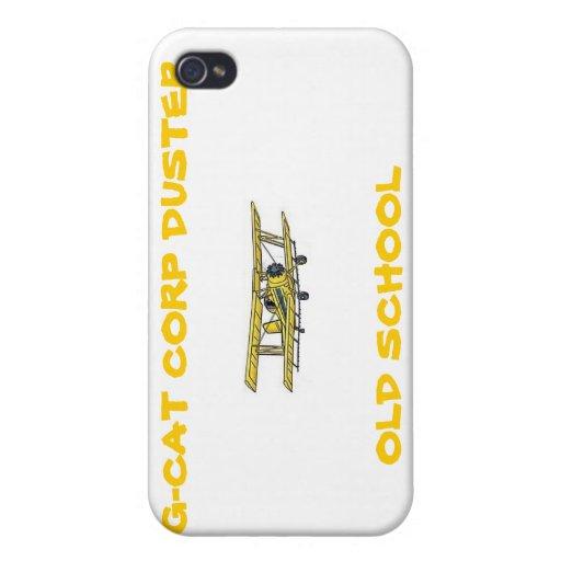 PLUMERO DE AG CAT CORP iPhone 4 CARCASAS