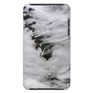 Plumes from Okmok Volcano, Aleutian Islands iPod Touch Case