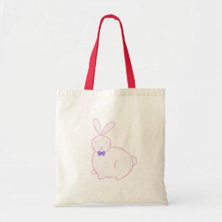 Plump Bunny tote