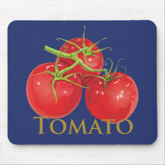 Plump Red Tomatoes Mouse Pad