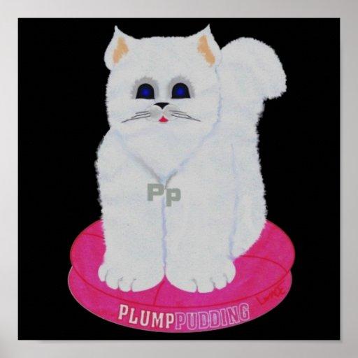 Plumppudding Framed Print