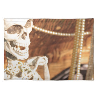 PLUNDER PARTY! CLOTH PLACEMAT