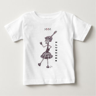 Plunger Baby T-Shirt