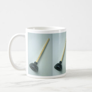 Plunger Photo Coffee Mug
