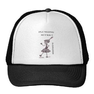 Plunger - Plunging Sucks Trucker Hat
