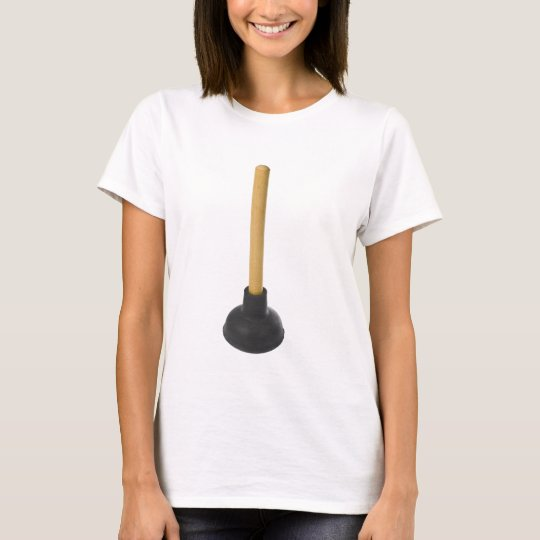 plunger - rubber suction cup T-Shirt