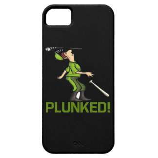 Plunked iPhone 5 Case