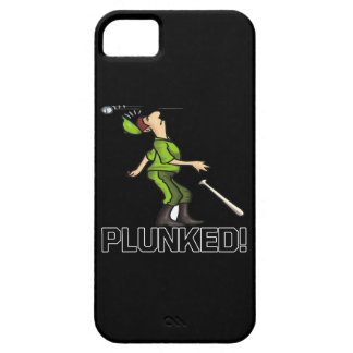 Plunked iPhone 5 Cover