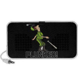 Plunked Travel Speaker