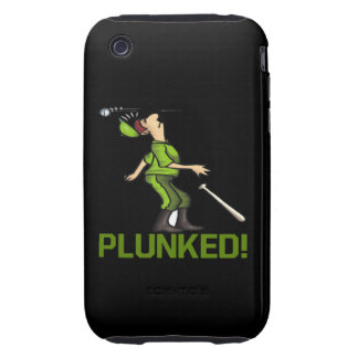 Plunked Tough iPhone 3 Case