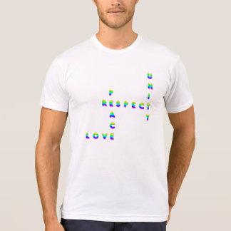 Plur = respecto de la unidad del amor de la paz playera
