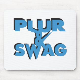 Plur & Swag Mousepads