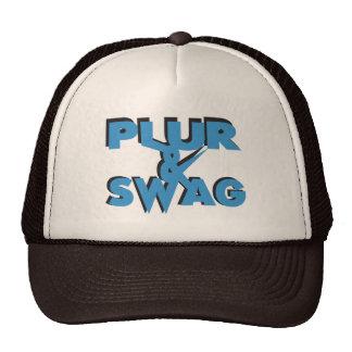 Plur & Swag Trucker Hat