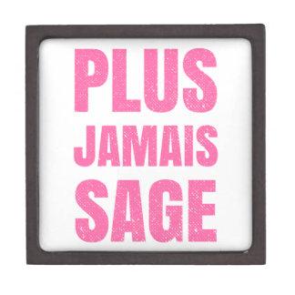 Plus Jamais Sage - Naughty Girl or Boy Gift Box