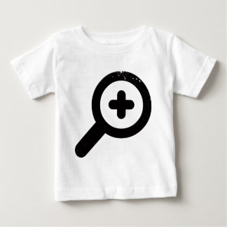 Plus Magnify Baby T-Shirt