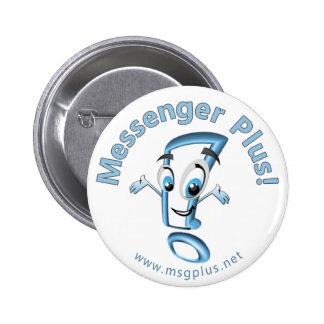 ¡Plusee Botón Pin