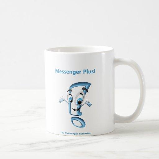 Plusee! Mug