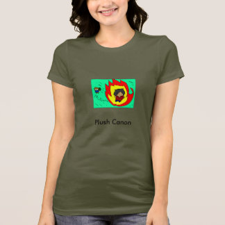 plush_canon_by_ModDemon, Plush Canon T-Shirt