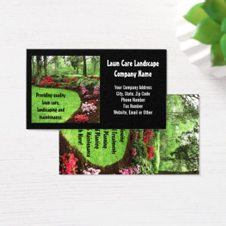 lawn care business names