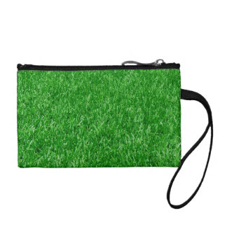 Plush Lawn Coin Wallet