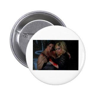 Plush Playmatez Vampires Buttons
